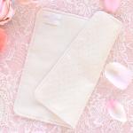 布ナプキン オーガニック ニット プレーン 軽い日 生理の終わりかけに 敏感肌 妊活 冷えとり